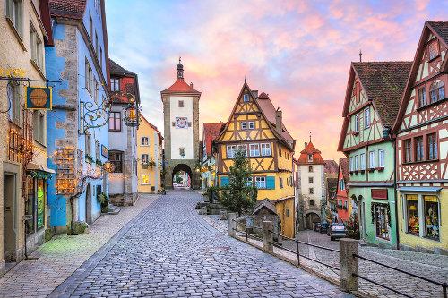 Ferienwohnung Hannweber Rothenburg ob der Tauber besuchen